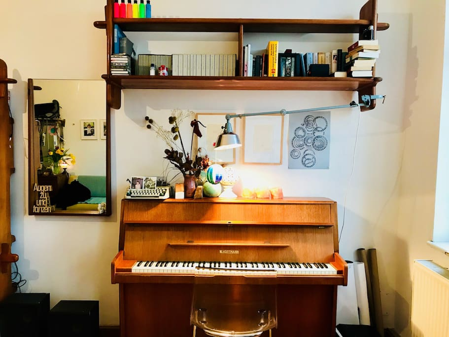 My Piano. For you to play, if you like.
