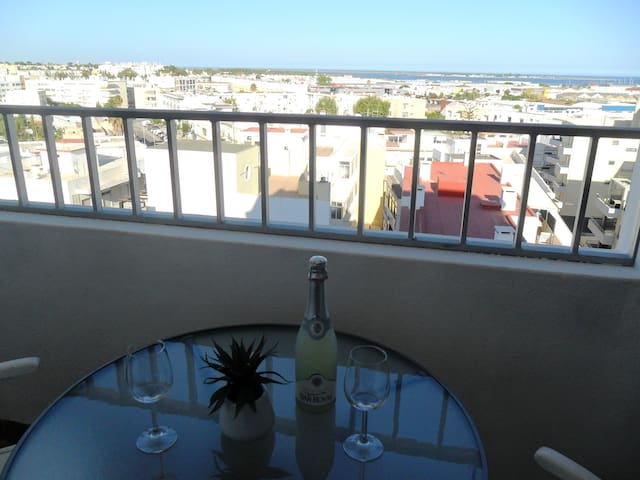 A Home with a View in Olhao, Algarve