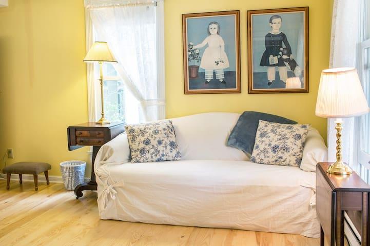 Chautauqua Institution  One Bedroom Condo