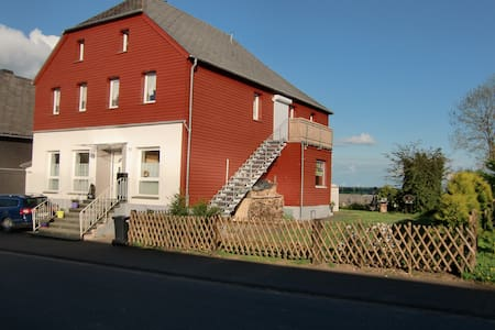 Beautifull Appartement in the Eifel ( Udenbreth ) - Hellenthal - 公寓