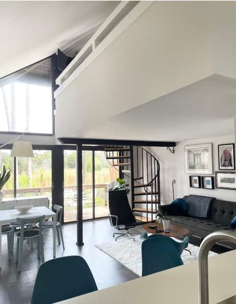 Modern Loft Style Getaway
