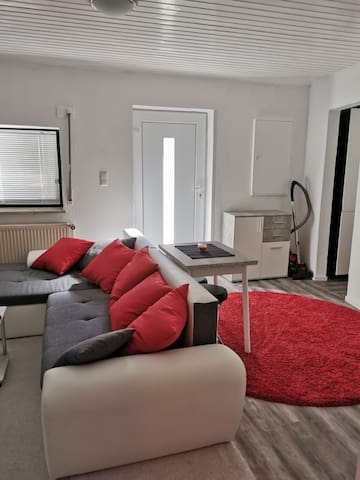 Kleines, modernes und schickes Haus am Rhein II