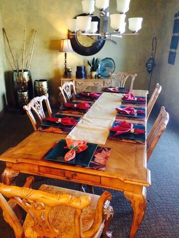 Beautiful private home - 19 miles from US Open - Menomonee Falls - Casa