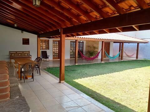 Condomínio aconchegante e confortável em Piracaia