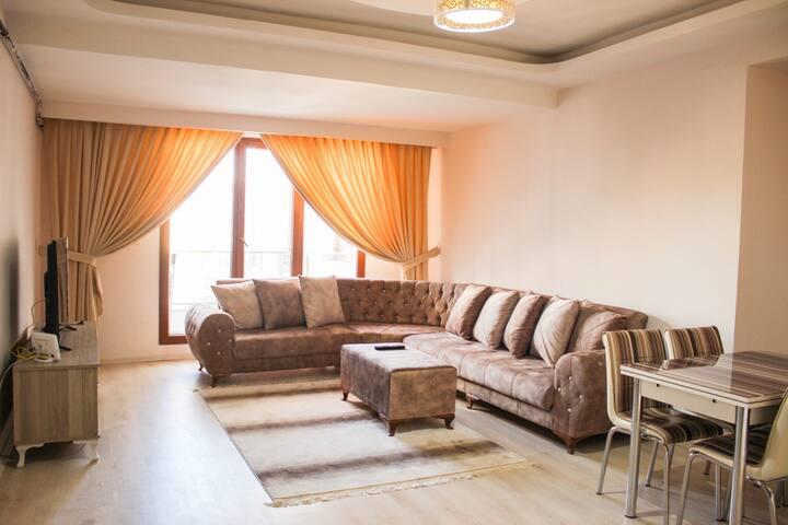 Peaceful Apartment in Beylikdüzü