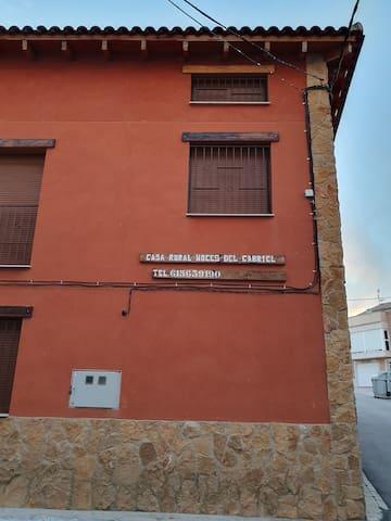 Casa Rural Hoces del Cabriel. Casa Xove.
