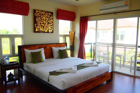 1 double-bed room of pool villa - Chiangmai