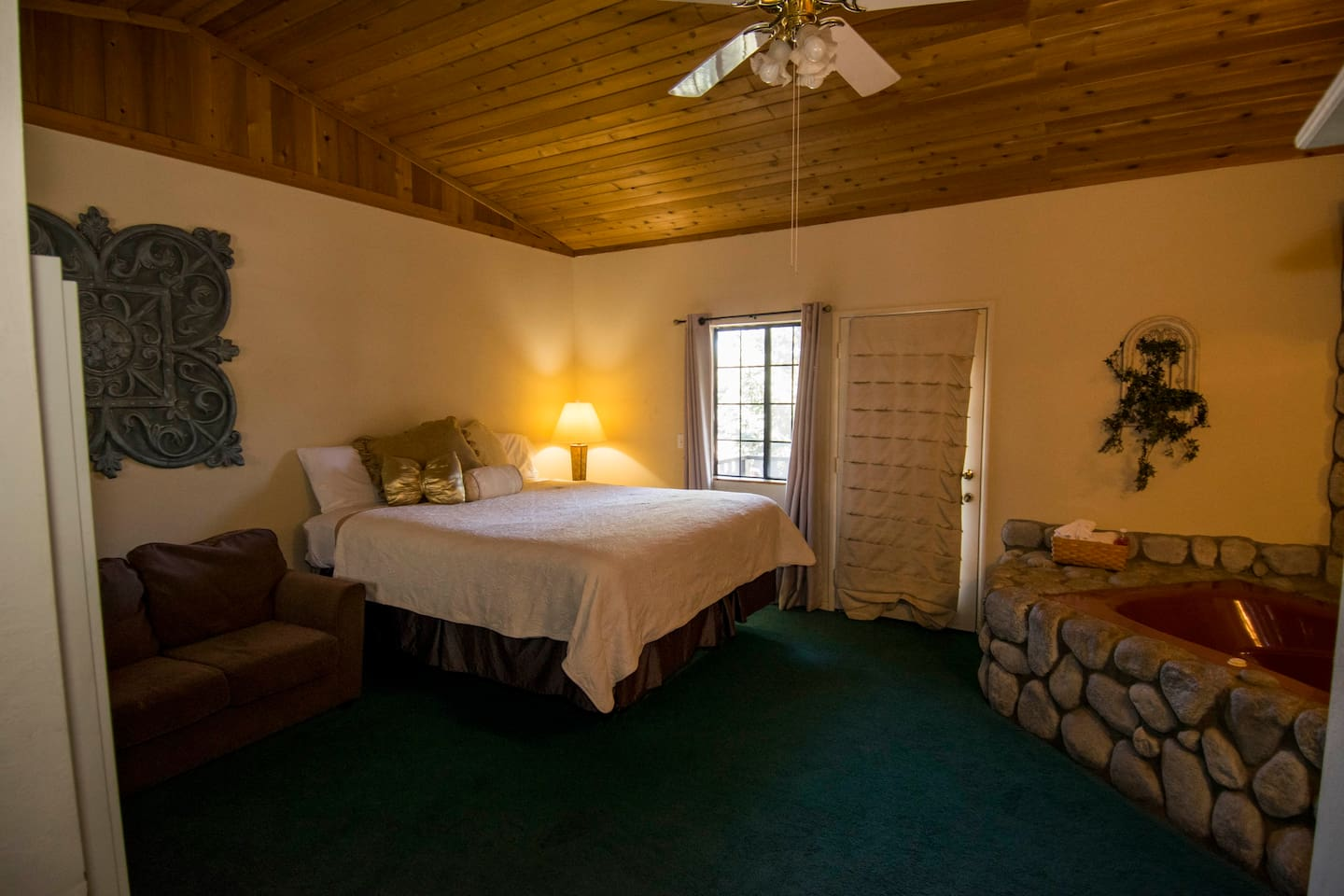 Suite #47 With a Comfortable King Bed