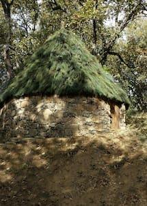 Chozo en Sierra de Gredos - Losar de la Vera - 小屋