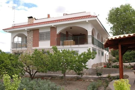 Villa in Busot with 5 bedrooms and swimming pool - Busot