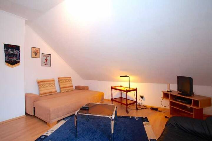 1 Zimmer Apartment | ID 4391 | WiFi, Apartment