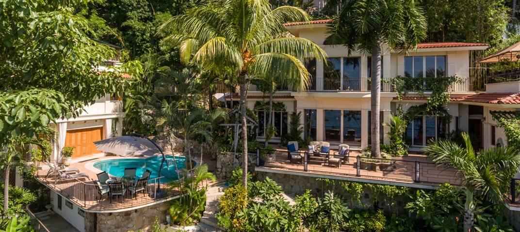 Villa Padre Puerto Vallarta