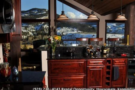 Mountain Sanctuary Retreat - Kremmling - Bed & Breakfast