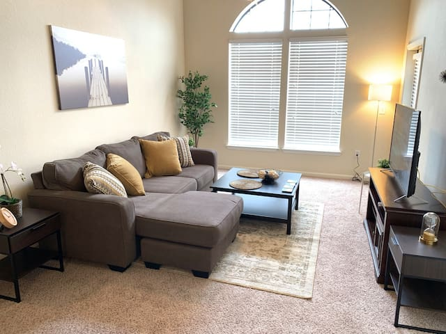 Modern, Furnished & Stylish in Central Tampa