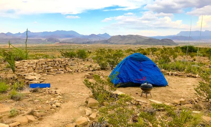 Living Rock Campsite #3