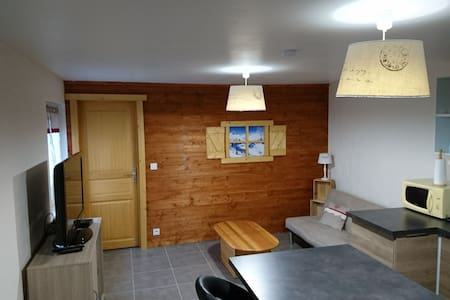 Superbe T2 ensoleillé au coeur de la Haute Savoie - Marnaz - Apartament