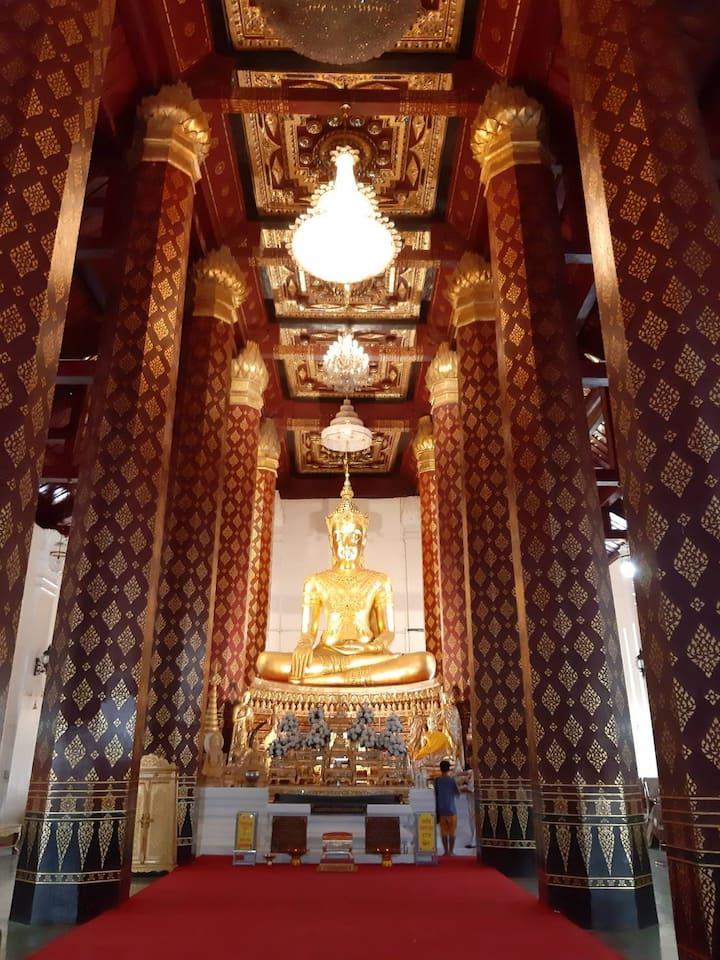 Example Architech & Style of Ayutthaya