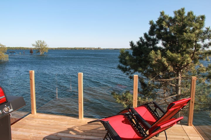 Sky Pad on West Lake
