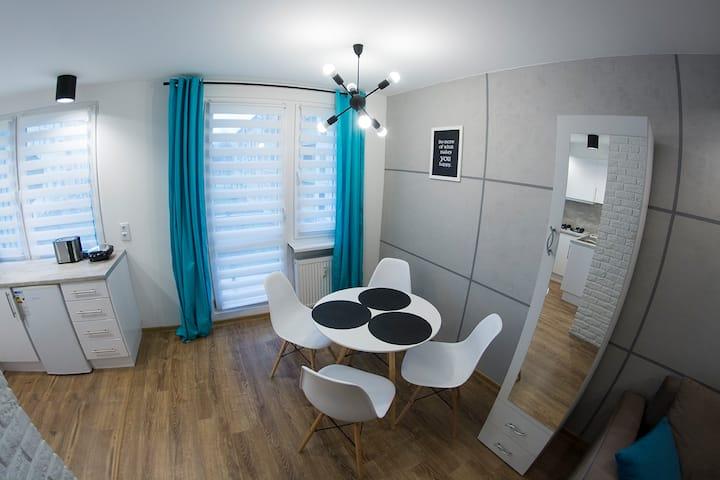 Blue Apartment Cieplice