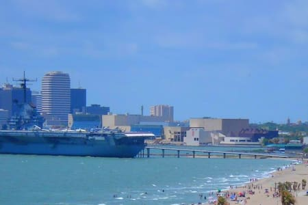 Beachfront Condo on North Beach - Corpus Christi