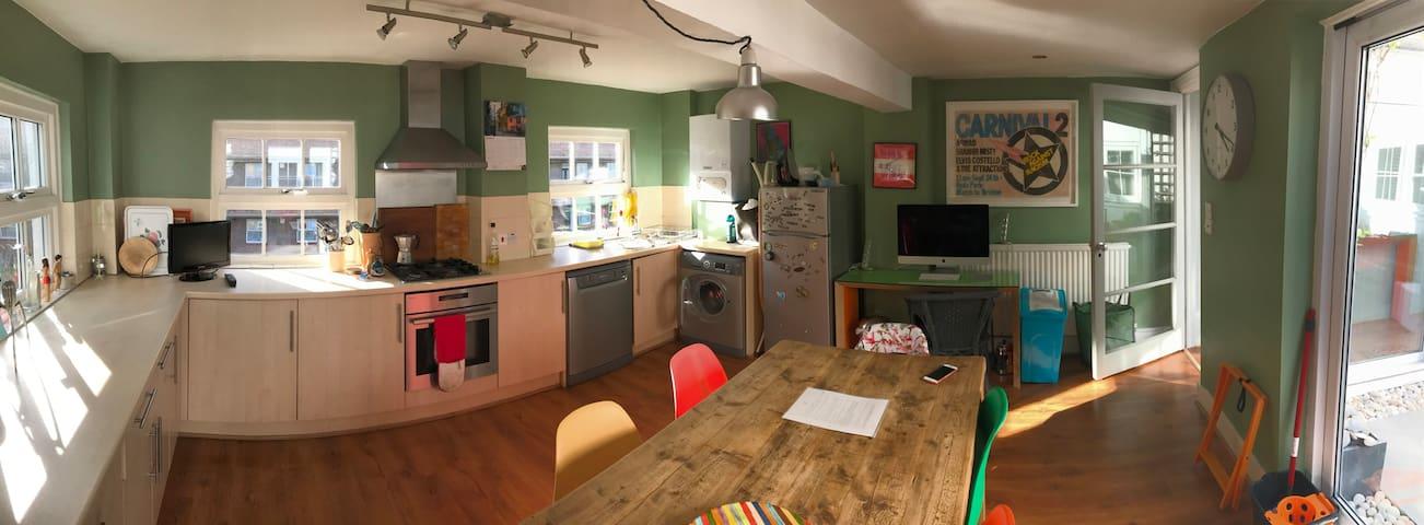 Attractive apartment, Peckham Rye