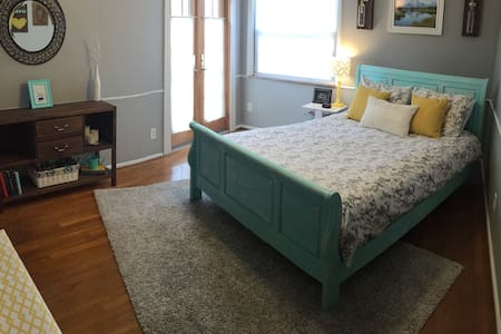Private room that opens to a deck! - Cincinnati - Dom