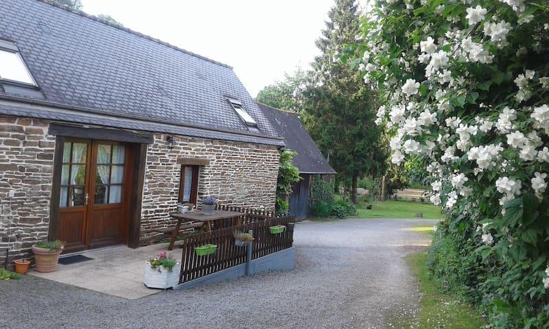 Very pleasant house , La Fontenelle - La Fontenelle