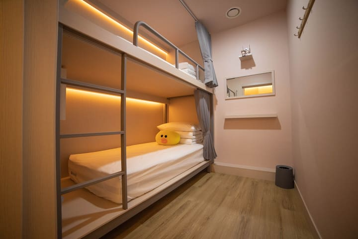 Women only Dormitory / 2PAX / Breakfast / Bunkbed