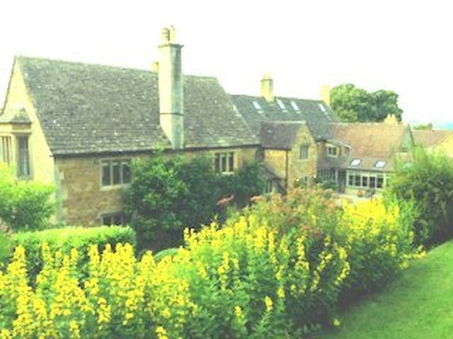 Cotswold home in a fabulous location - Ilmington - Casa
