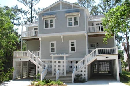 Beautiful 5 Bedroom 4 Bath Home - Edisto Island