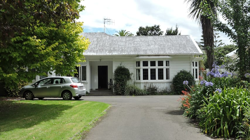 Self-contained apartment - Whanganui - Lägenhet