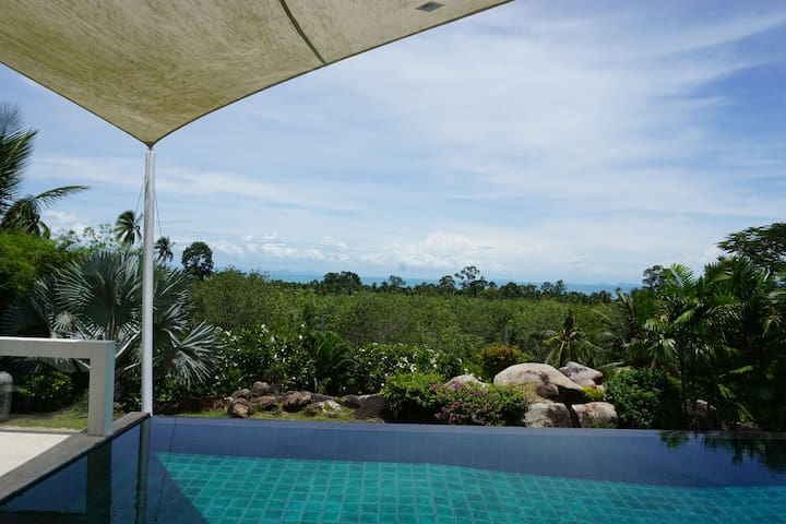Stunning View Two Bedroom Pool Villa, Baan Pun Dow