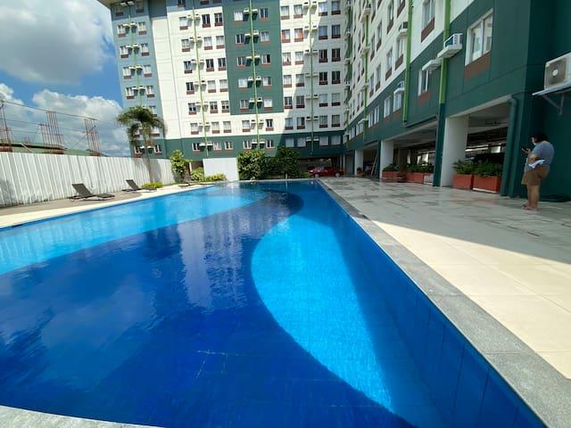Clean and Accessible Private Space in Cebu-Mandaue