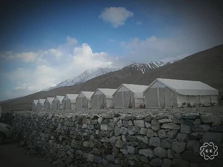 TIH Alpenglow Camp Pangong