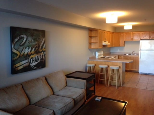 Beautiful 1 br apartment - Downtown Halifax