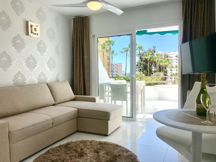 Style Apartment with Ocean view in Costa Adeje