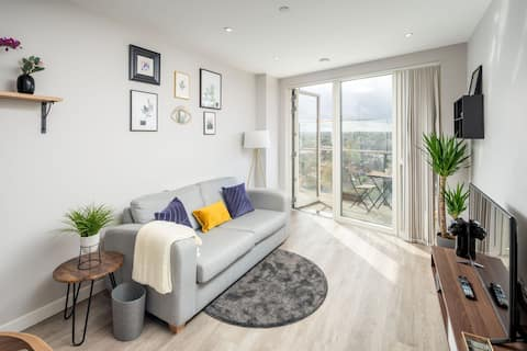 Stunning Apartment, Close to East Croydon Station