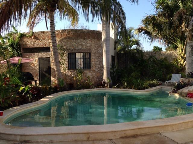 Casa 411 - Mérida - Chambre d'hôtes