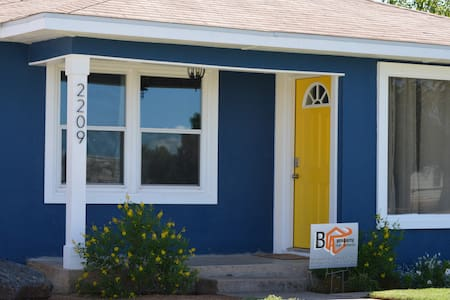 Air Bnb's Most Wish listed in Midland!