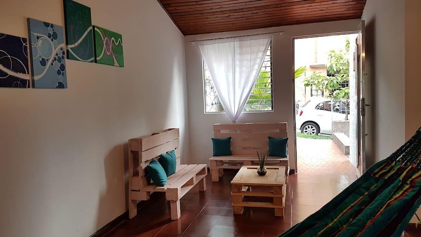 Casa en sector residencial en Envigado