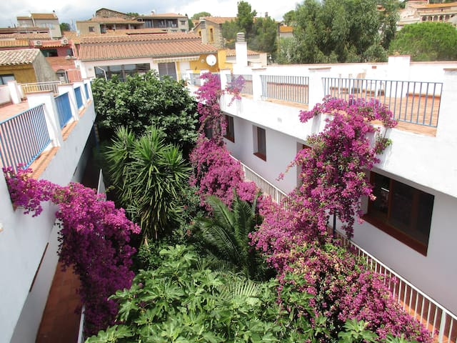 Patio El Penell - 2 Personen Studio Roses