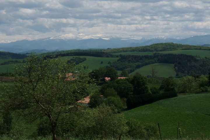 Ecogîte de charme - se ressourcer au pays basque