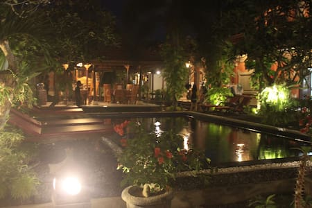 Gangga Blessta Cheap,cozy Home Stay - Gianyar - Bungalow
