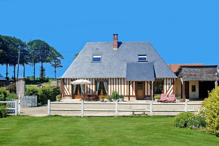 Holiday home in Angerville la Martel