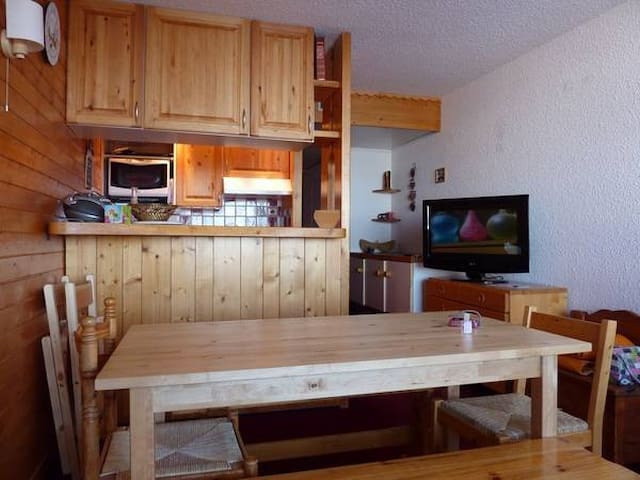 Beautiful Appartment Arcs 1800 France - 6 persons