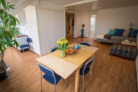 Apartment near City,Beach & Museums - Den Haag