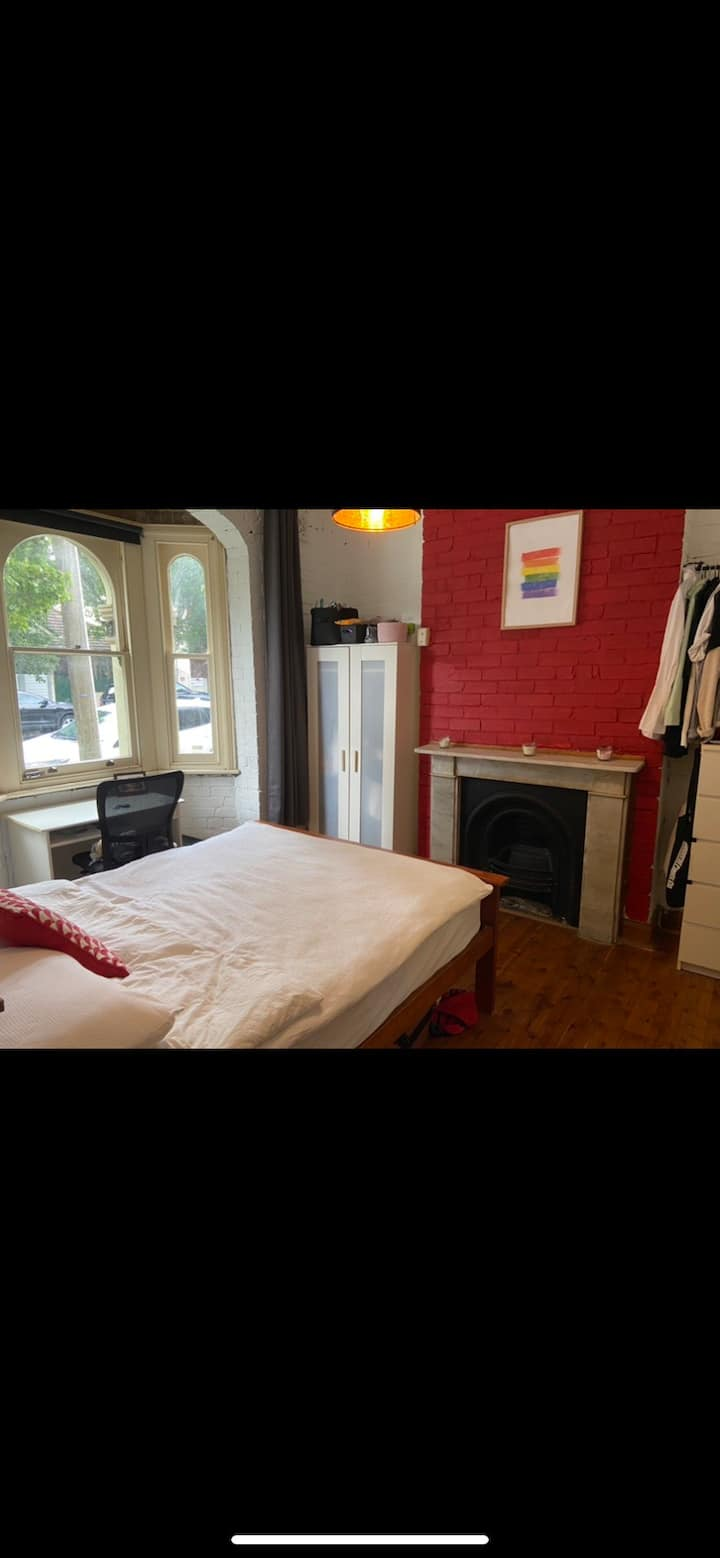 Private room in a 3 bed house