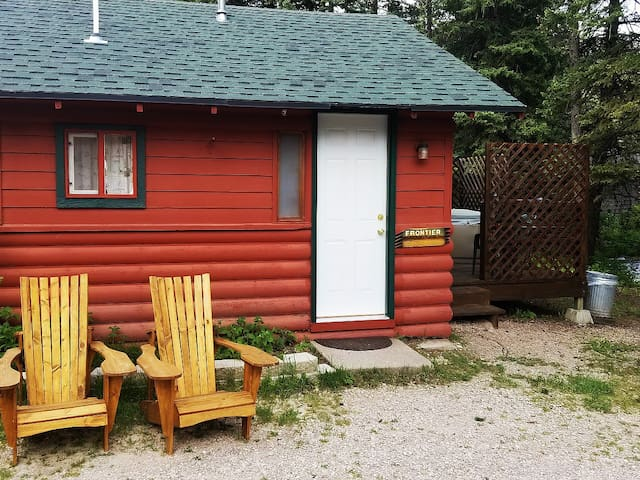 Frontier at Wickiup Cabins