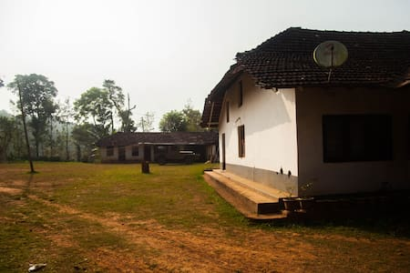 Photographer's Paradise at the Rustic House - Kedamullur