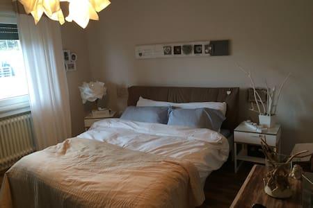 Chambre double dans un appartement - Junglinster